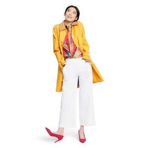 Isaac Mizrahi for Target Yellow Women's Coat